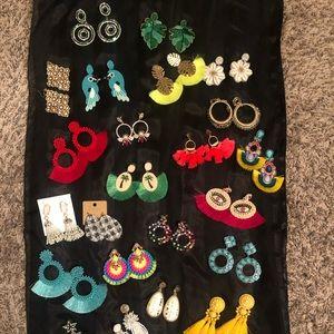 Earrings Earrings & Earrings! $25 or bundle & save